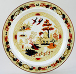 Plate c1888