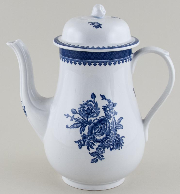 Wedgwood Springfield Coffee Pot large c1970s
