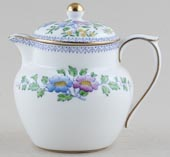 Wedgwood Plymouth colour Hot Water Jug c1910