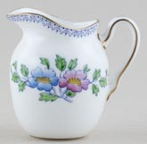 Wedgwood Plymouth colour Jug or Creamer c1910