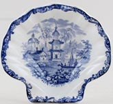 Wedgwood Chinese Pickle Dish c1840