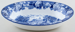 Woods English Scenery Bowl c1949