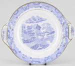 Bread and Butter Plate c1825
