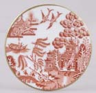 Miniature Plate c1960 to 1980
