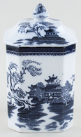 Tea Canister c1920s