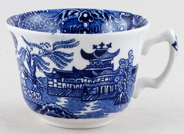 Burgess and Leigh Willow Teacup c1980s
