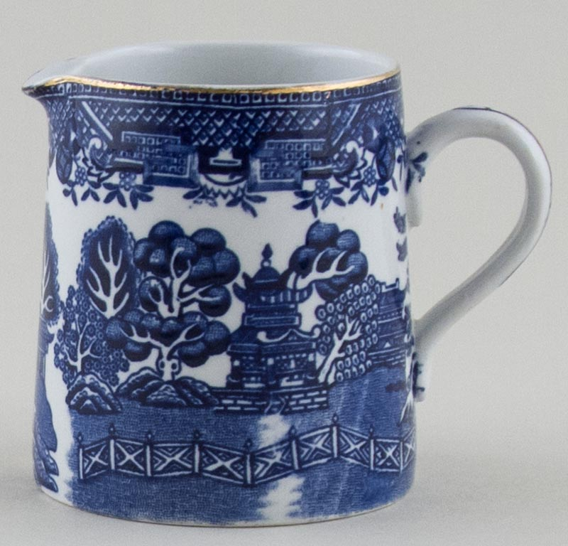 Unattributed Maker Willow Jug or Creamer  c1930s