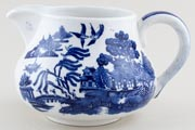 Royal Doulton Willow Jug or Pitcher c1930