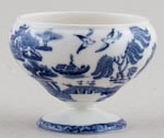Wedgwood Willow Open Salt c1920s