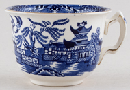 Burgess and Leigh Willow Breakfast Cup c1930s