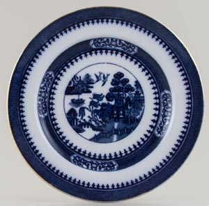 Minton Willow Plate c1920s