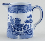 Gibson Willow Jug or Creamer c1920s