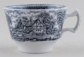 Woods Woodland black Breakfast Cup