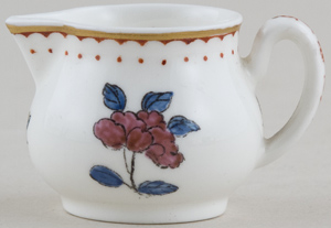 Royal Worcester Unidentified Pattern Miniature Jug c1939