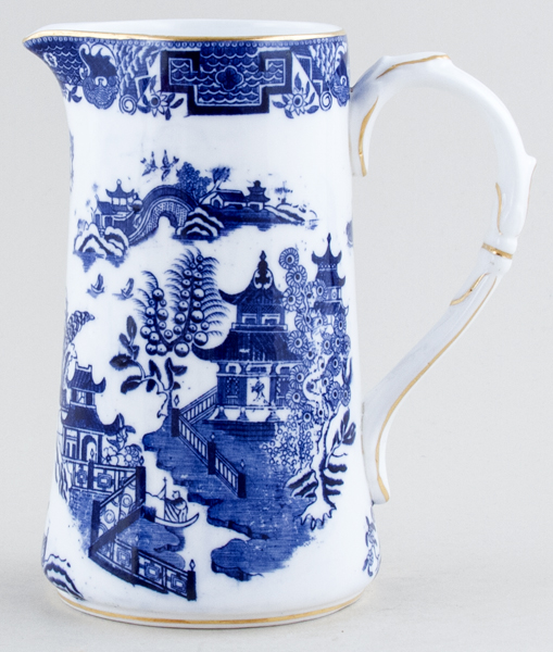 Royal Worcester Chinoiserie Jug or Pitcher c1950