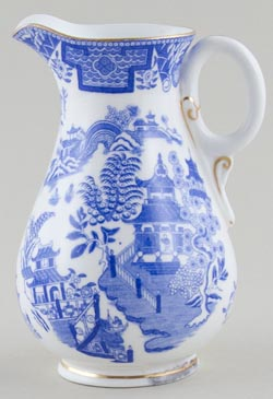 Royal Worcester Chinoiserie Jug or Creamer c1895