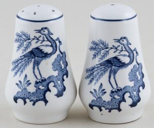 Woods Yuan Salt and Pepper Pots or Shakers