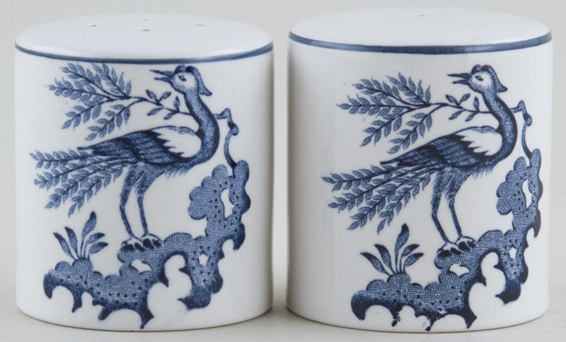 Woods Yuan Salt and Pepper Pots or Shakers c1930s