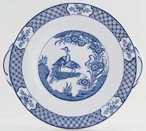 Woods Yuan Bread and Butter Plate c1930s